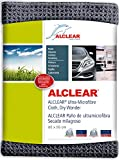 Alclear 820901M, Paño de Microfibra para Limpieza, Gris/Antracita