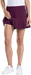 Etonic Women's Stretch Woven Performance Tennis Skort Skirts Women