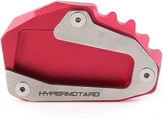 Windschild Sport f/ür Ducati Hypermotard 950 SP 2019 rauchgrau Puig 3634h