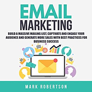 Email Marketing audiobook cover art