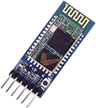 Phoncoo HC-05 HC05 Wireless Module for Arduino Serial 6 Pin Bluetooth RF Receiver Transceiver Module RS232 Master Slave 3.3V 150mA Board