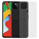 Combo Offer on Carbon Fiber Skin - (Pack of 2) Protects your phone's back cover against dusts, scratches, scraping, fingerprint.Attaches smoothly with self-adhering surface, leaves no residue when remove and gives a fashion look and sleek texture, pr...