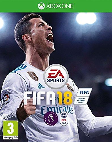 FIFA 18 (Xbox One) UK IMPORT