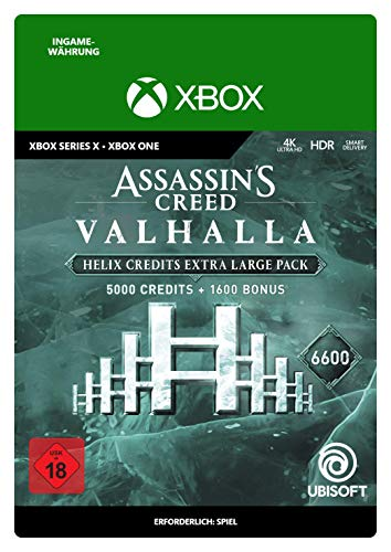 Assassin's Creed Valhalla Extra Large Helix Credits Pack | Xbox - Download Code