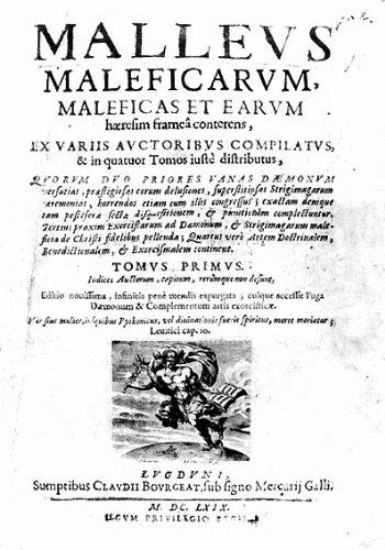 Malleus Maleficarum (El martillo de los brujos) (Spanish Edition)
