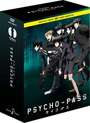 Psycho Pass. Serie Completa Episodios 1 A 33 + Pelcula...