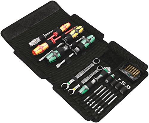 Wera Kraftform Kompakt SH 1 05135927001 Sanitair/Verwarming/Plumbkit, 25-delig