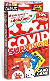 Survivor 19th Edition — The Infectiously Addicting Pandemic Themed Virus Card Game Board Game! (By Very Viral Games)