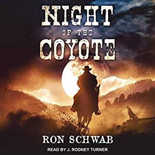 Night of the Coyote audiobook cover art