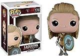 Pop: Vikings - Lagertha Chibi Collectible Vinyl