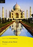 Pearson English Active Readers: Level 2 Wonders of the World (MP3 & CD-ROM) (Pearson English Active Readers, Level 2)