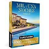 DAKOTABOX - Caja Regalo hombre mujer pareja idea de regalo - Mil y una noches mágicas - 4000 estancias en resorts, palacios, conventos, hoteles de hasta 5* y mucho más