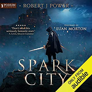 Spark City cover art
