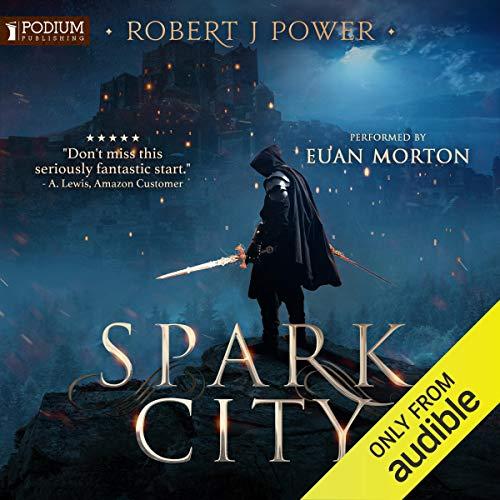 Spark City cover art