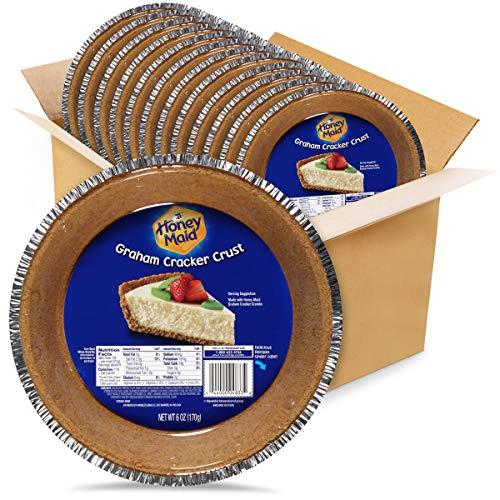 Honey Maid Graham Cracker Pie Crust, 12 - 6 oz