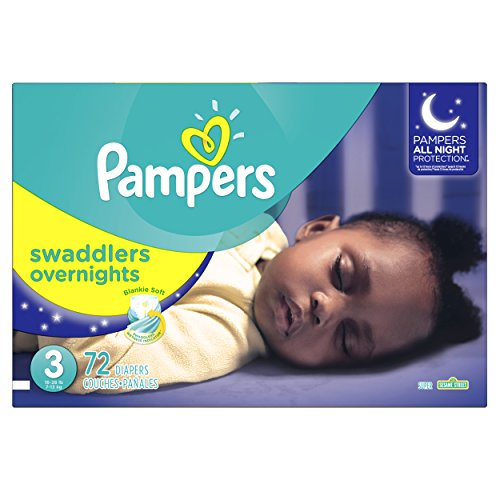 Product Image of the Pampers Swaddlers