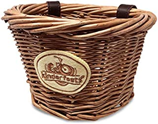 Kinderfeets Basket Classic, Retro and Tiny Tot Balance Bikes. It Also fits Many Other (Balance) Bikes