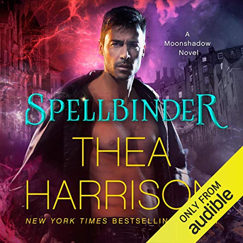 Spellbinder audiobook cover art