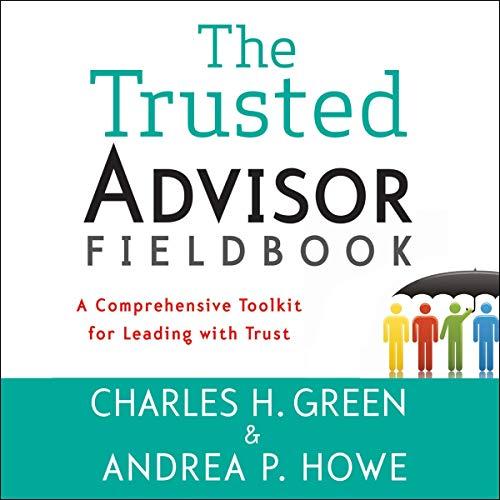 The Trusted Advisor Fieldbook audiobook cover art