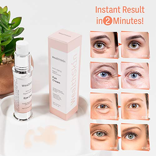 51LjpjMUcBL - Anti-Aging Rapid Reduction Eye Cream Visibly Reduce Under- Eye Bags, Wrinkles, Dark Circles, Fine Lines & Crow's Feet Instantly 2 minutes