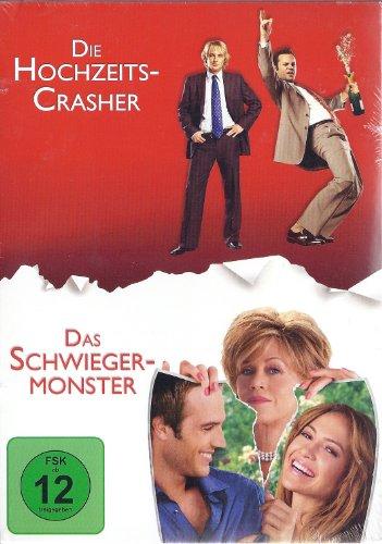 Die Hochzeits-Crasher / Das Schwiegermonster - DVD Box - 2 DVD's