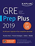 GRE Prep Plus 2019: Practice Tests + Proven Strategies + Online +...