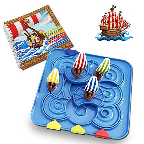 LIUCHANG IQ Puzzle Juegos De Tablero Lógico Pensamiento Familiar Juego Para Niños Niños Y Niñas Liuchang20