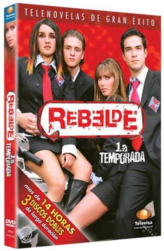 Rebelde: 1a Temporada [Reino Unido] [DVD]