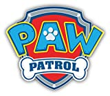 valstick Paw Patrol Logo Cartoon Car Bumper Sticker Decal