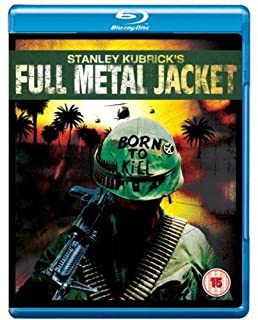 Full Metal Jacket (Deluxe Edition) [Blu-ray] [2001] [Region Free] (B000ZGOD5M) | Amazon price tracker / tracking, Amazon price history charts, Amazon price watches, Amazon price drop alerts
