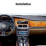 Immagine 2 aigoss autoradio bluetooth 60w x