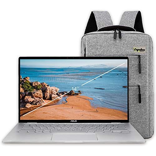 "2020 ASUS 14"" FHD Touchscreen 2-in-1 Convertible Laptop, AMD Ryzen 5 3500U (Beats Intel i7-7500U), 8GB Memory, 256GB SSD, Webcam, HDMI, Windows 10 W/ Legendary Accessories"