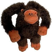 Pet Lou 11101 Dog Chew Toy, 24-Inch Gorilla Lou
