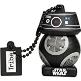 Llave USB 16 GB First Order BB Unit TLJ - Memoria Flash Drive 2.0 Original Star Wars, Tribe FD030512