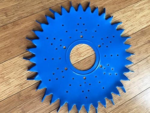 Review Baracuda W70329 Pool Cleaner Replacement Finned Disc for G3