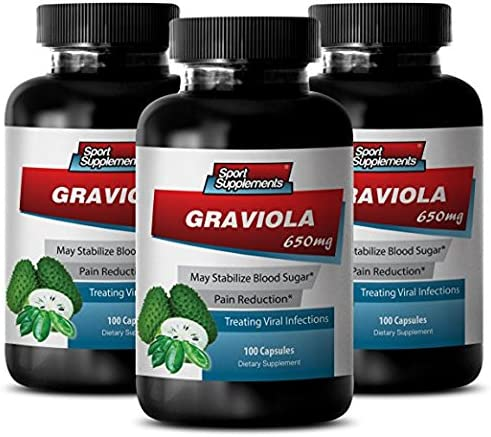 Natural Digestive Supplements Memphis Mall - Finally resale start GRAVIOLA 650MG Sourso Graviola