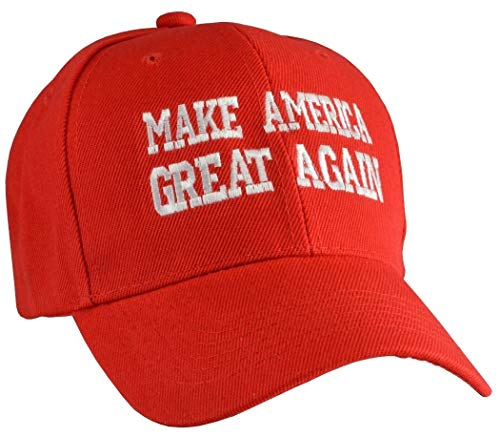 Make America Great Again Hat - Embriodered Just Like Donald Trump's