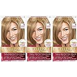 L'Oreal Paris Excellence Creme Permanent Hair Color, 8...