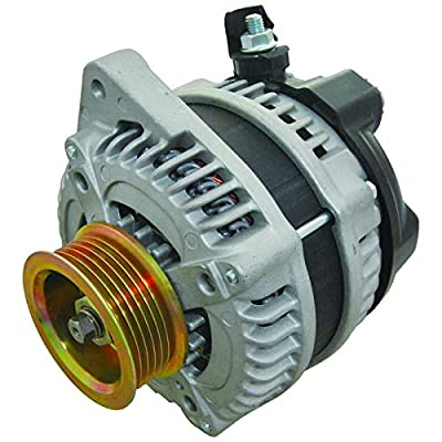 New Alternator Replacement For Honda Accord 3.0L V6 2004-2007 104210-3500, 104210-4480, 104210-4481, 88861823, 06311-RCB-505RM, 31100-RCB-505RM, 31100-RCB-Y01, 31100-RCB-Y02, CSC50, CSD48