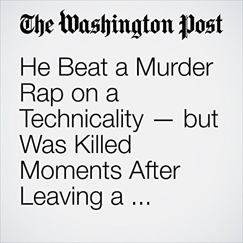 He Beat a Murder Rap on a Technicality — but Was Killed Moments After Leaving a Chicago Jail copertina