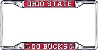 ohio state license plate holder