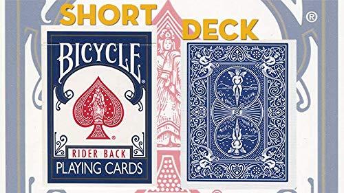 Short Bicycle Deck (BLUE) - Trick