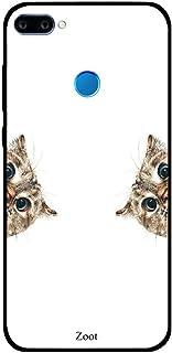 جراب Honor 10 Lite بغطاء رياضي للقطط