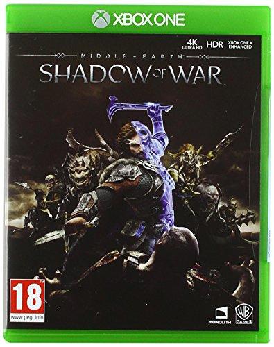 Middle-earth: Shadow of War - Xbox One [Edizione: Regno Unito]