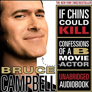 If Chins Could Kill audiobook cover art