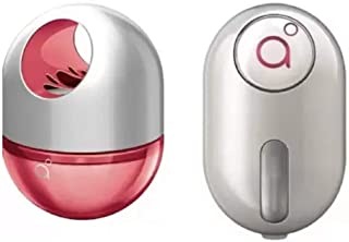 Godrej Aer Twist Petal Crush Pink 45 ml & Click Petal Crush Pink Car Freshener Gel 10g(Pack of 2)