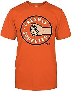 Vital_Apparel Aew-All Elite-Wrestling Orange Cassidy Freshly Squeezed Shirt