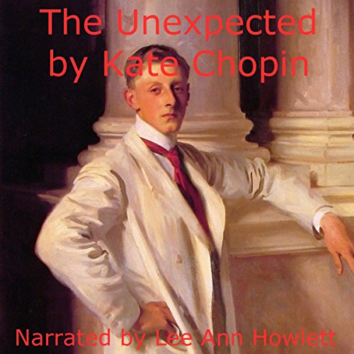The Unexpected audiobook cover art