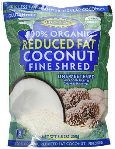Let's Do Organic Lite Coconut, Shredded