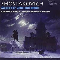 Music for Viola & Piano-Seven Preludes/Op.34 (Arr.